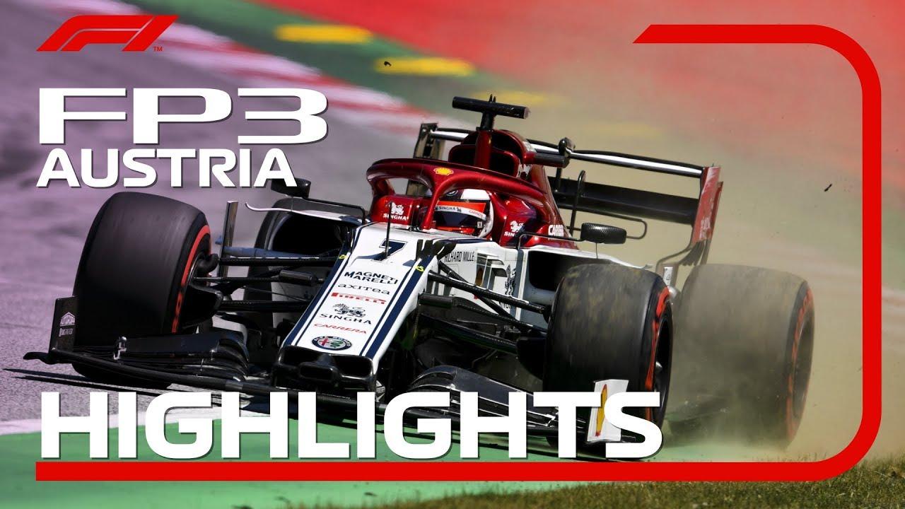 Austria GP 2019 - kolmas vabatreening, ülevaade, F1