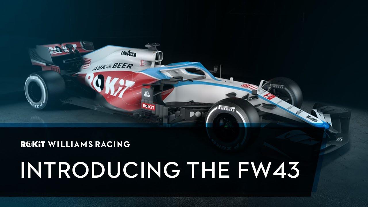 Williams FW43 esmaesitlus