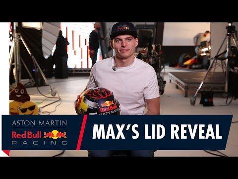 Hooaeg 2018 - Max Verstappen esitleb uut kiivridisaini