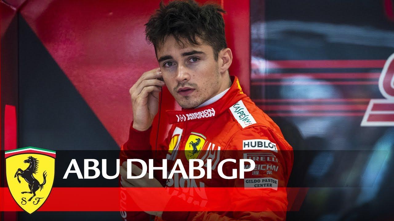 Araabia Ühendemiraatide GP 2019 - eelvaade, Ferrari