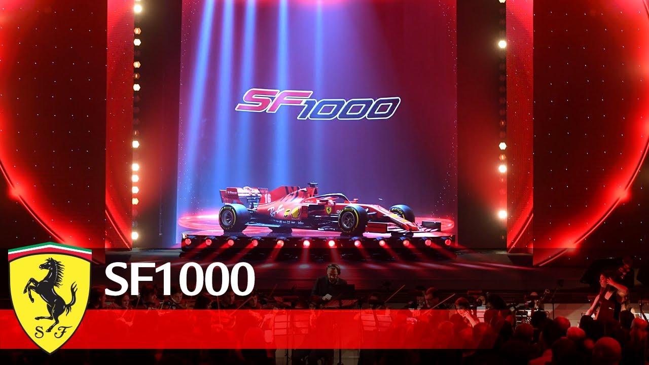 Vaata järele Ferrari vormel-1 meeskonna 2020. hooaja esmaesitlust