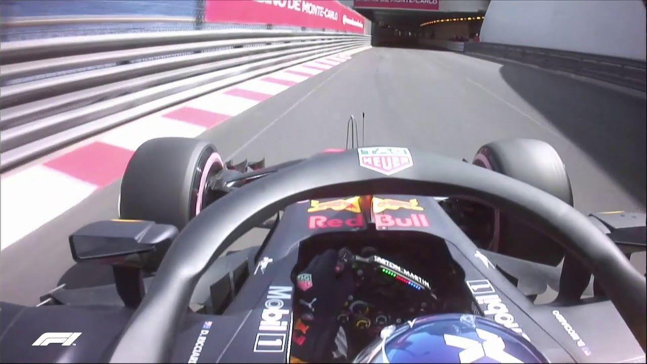 Monaco GP 2018 - kvalifikatsioon, Ricciardo pole ring, F1