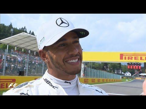 Belgia GP 2017 - kvalifikatsioon, Hamiltoni rekord