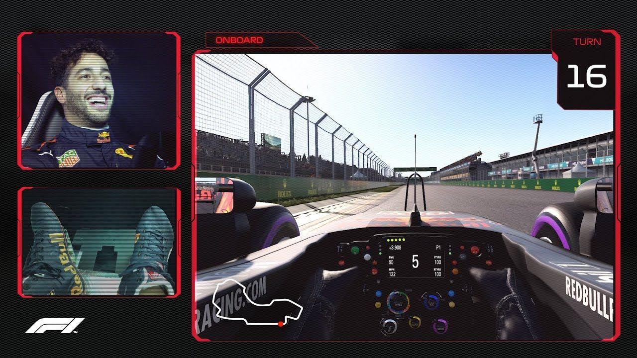 Austraalia GP 2018 - eelvaade, F1, virtuaalring