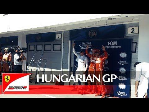 Ungari GP 2017 - kvalifikatsioon, Ferrari