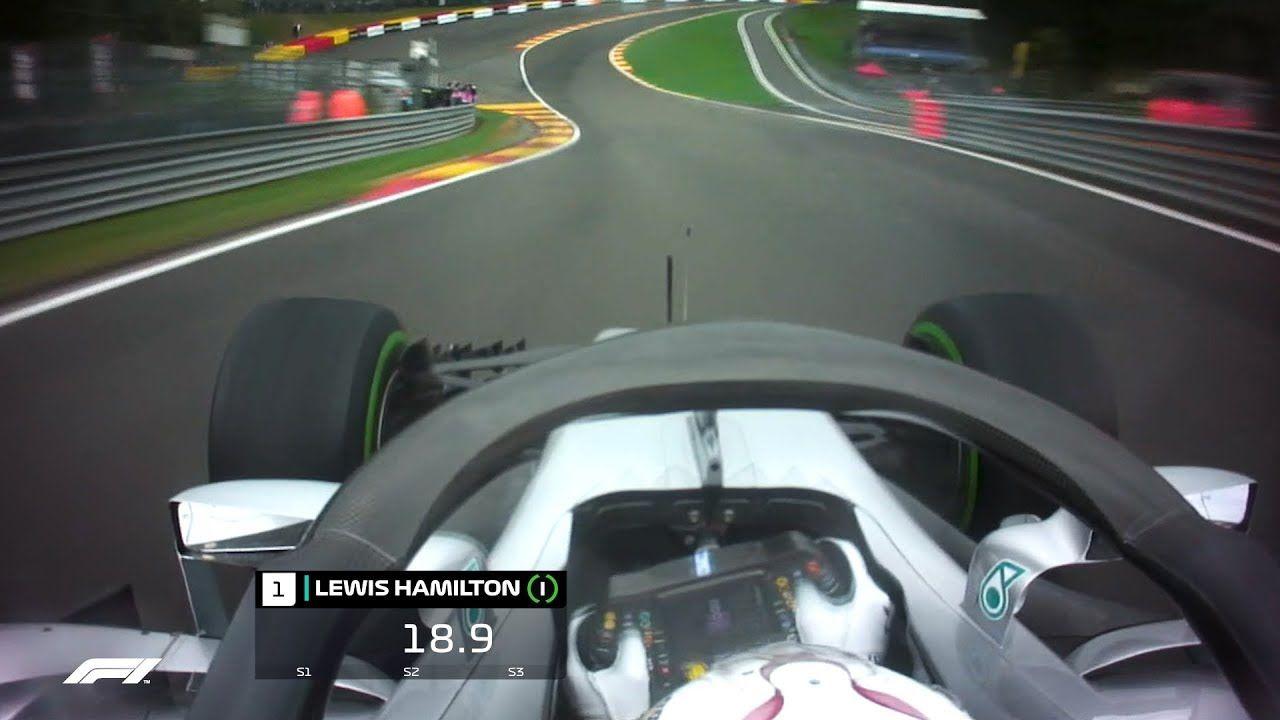 Belgia GP 2018 - kvalifikatsioon, Hamiltoni võiduring, F1
