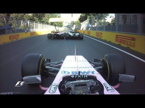 Aserbaidžaani GP 2017 - ülevaade, Formula 1