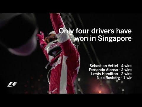 Singapuri GP 2017 - eelvaade, faktid, Formula1