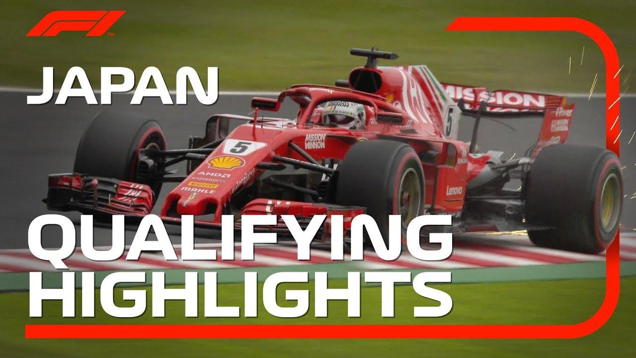 Jaapani GP 2018 - kvalifikatsioon, ülevaade, F1