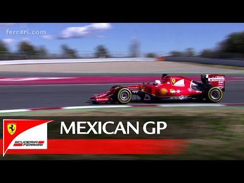 Mehhiko GP 2015 - eelvaade, Ferrari,  Esteban Gutiérrez