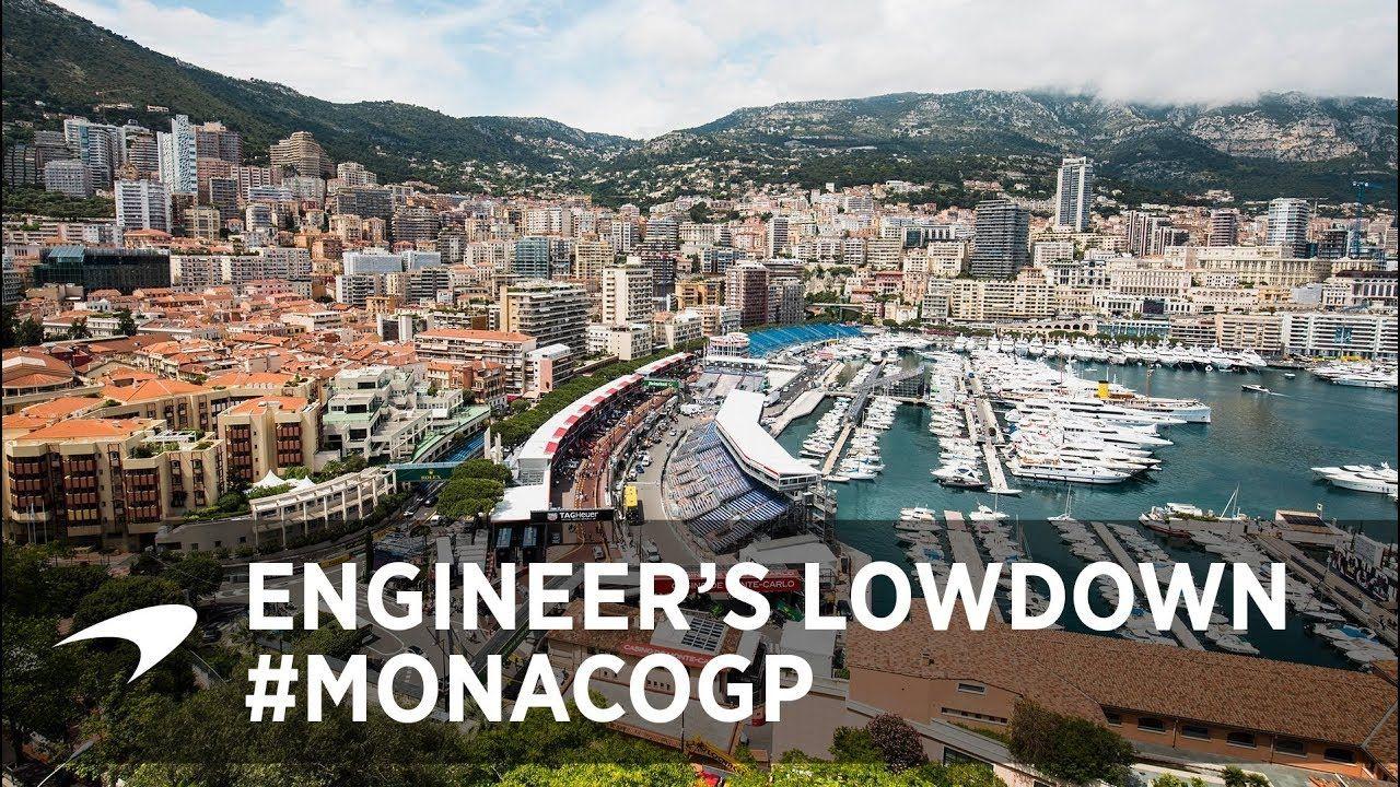 Monaco GP 2018 - eelvaade, Will Joseph, McLaren